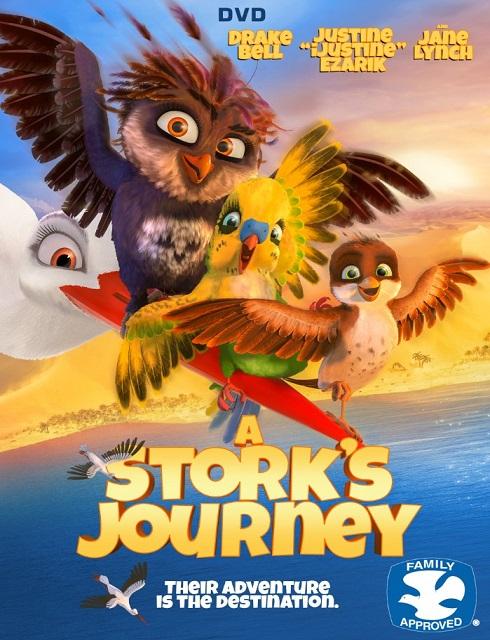فيلم A Storks Journey 2017 مترجم اون لاين