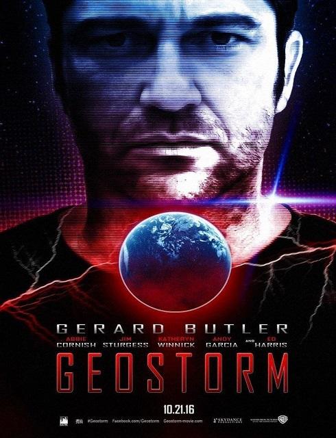 فيلم Geostorm 2017 مترجم اون لاين