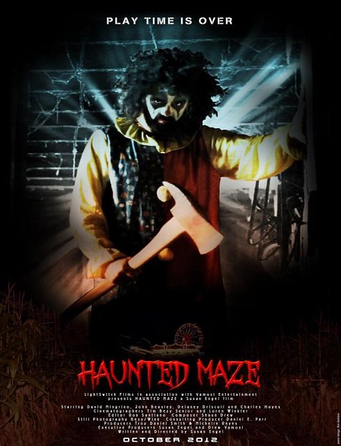 فيلم Haunted Maze 2017 مترجم اون لاين