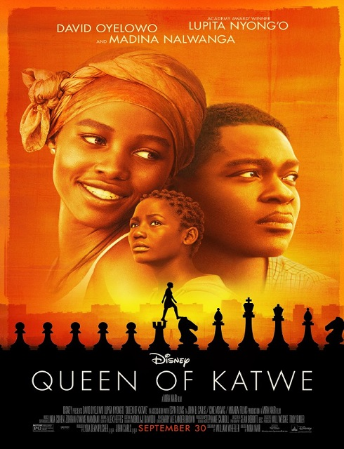 مشاهدة فيلم Queen of Katwe 2016 HD مترجم اون لاين