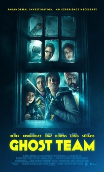 فيلم Ghost Team 2016 مترجم ايجى شير