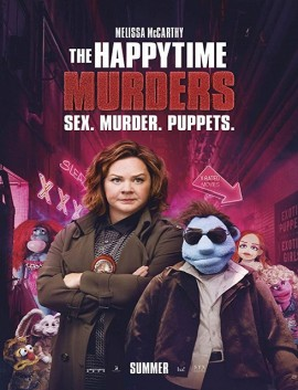 فيلم The Happytime Murders 2018 مترجم