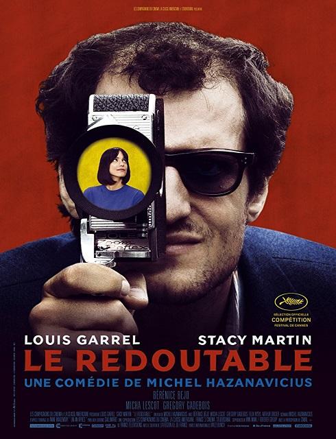 فيلم Redoubtable 2017 مترجم اون لاين