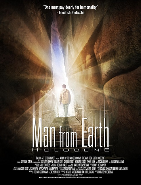 فيلم The Man from Earth Holocene 2017 مترجم اون لاين