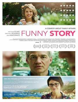 فيلم Funny Story 2018 مترجم