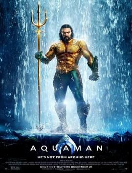 فيلم Aquaman 2018 مترجم اون لاين