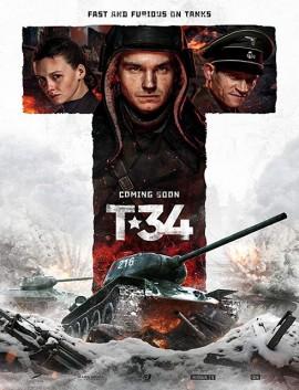 فيلم T 34 2018 مترجم