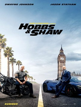 فيلم Fast And Furious Presents Hobbs And Shaw 2019 مترجم