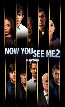 فيلم Now You See Me 2 2016 مترجم HD اون لاين
