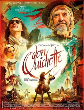 فيلم The Man Who Killed Don Quixote 2018 مترجم
