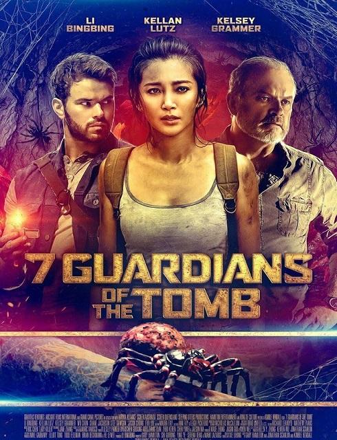 فيلم Guardians of the Tomb 2018 مترجم اون لاين
