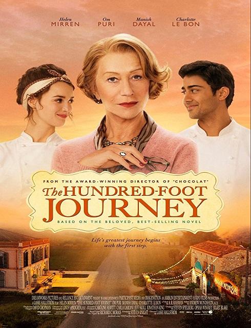 فيلم The Hundred Foot Journey 2014 مترجم اون لاين