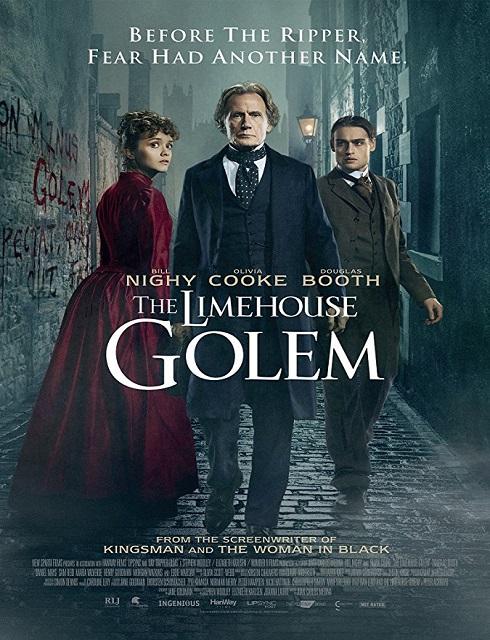 مشاهدة فيلم The Limehouse Golem 2016 مترجم اون لاين