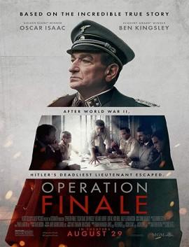 فيلم Operation Finale 2018 مترجم اون لاين