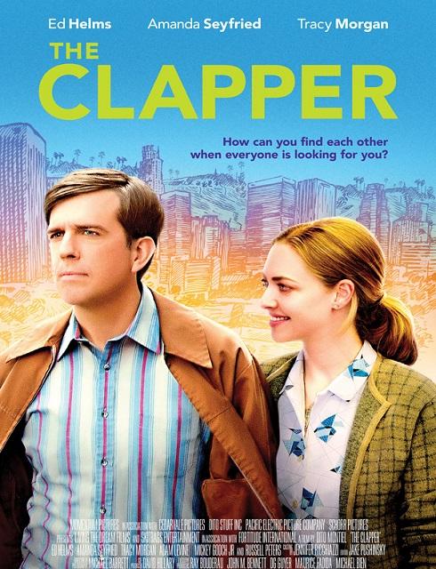فيلم The Clapper 2017 مترجم اون لاين
