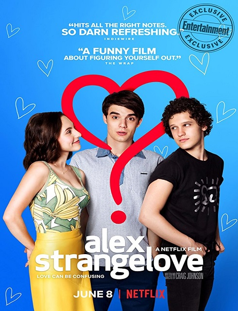 فيلم Alex Strangelove 2018 مترجم اون لاين