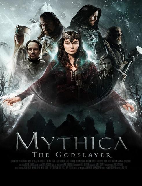 فيلم Mythica The Godslayer 2016 مترجم اون لاين