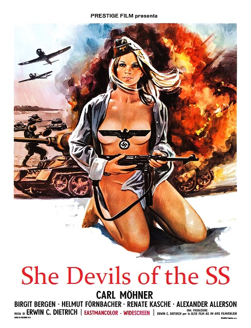 فيلم She Devils of the SS 1973 اون لاين للكبار فقط