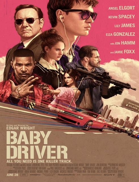 فيلم Baby Driver 2017 مترجم اون لاين