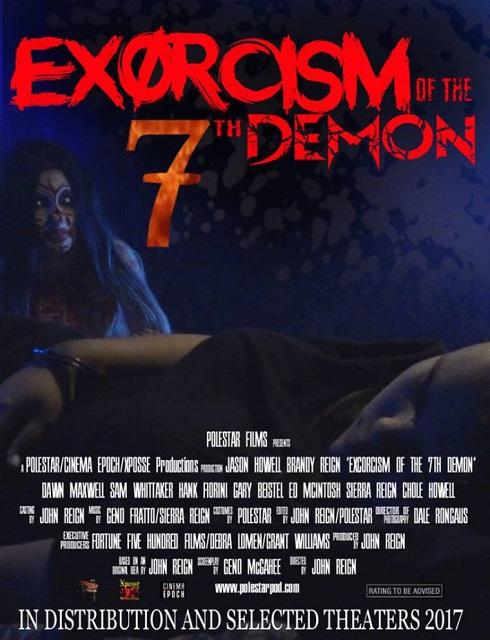فيلم Exorcism of the 7th Demon 2017 HD مترجم اون لاين