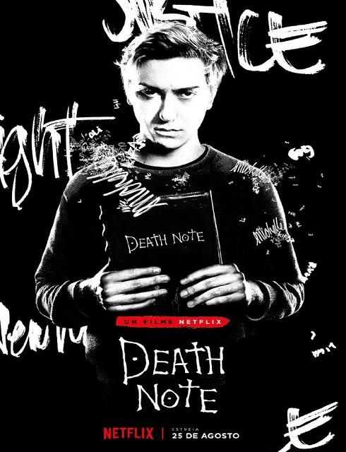 فيلم Death Note 2017 مترجم اون لاين