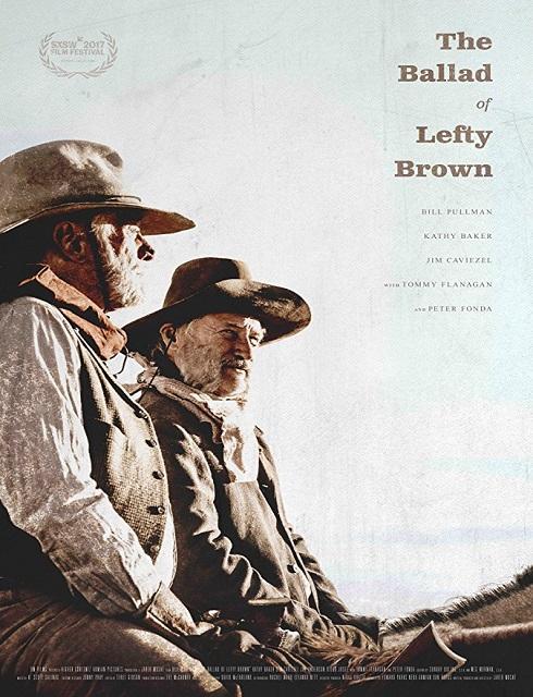 فيلم The Ballad of Lefty Brown 2017 مترجم