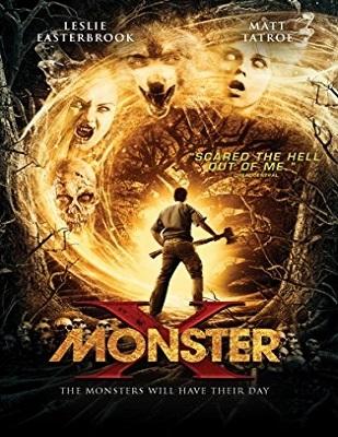 فيلم Monster X 2017 مترجم اون لاين