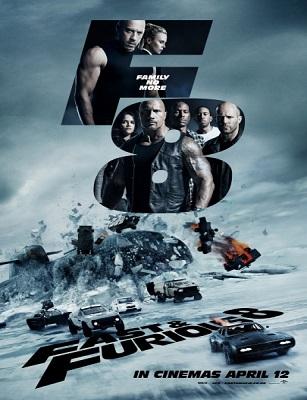 فيلم The Fate of the Furious 2017 HD مترجم اون لاين