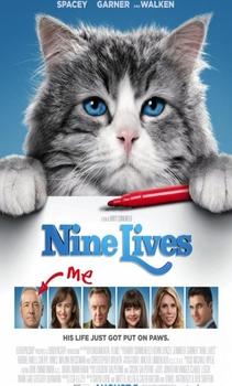 فيلم Nine Lives 2016 مترجم اون لاين