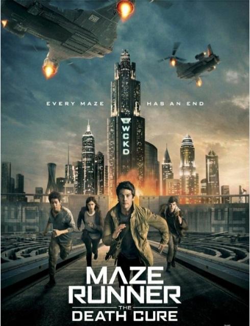 فلم Maze Runner The Death Cure 2018 مترجم اون لاين