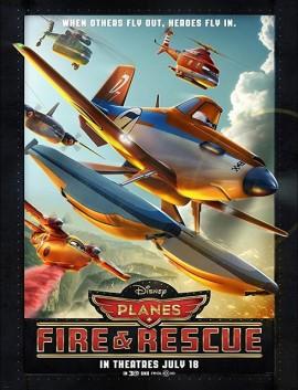 فيلم Planes Fire and Rescue 2014 مترجم اون لاين