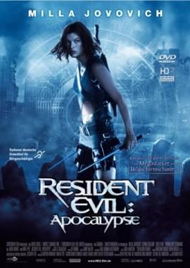 فيلم Resident Evil Apocalypse 2004 مترجم اون لاين