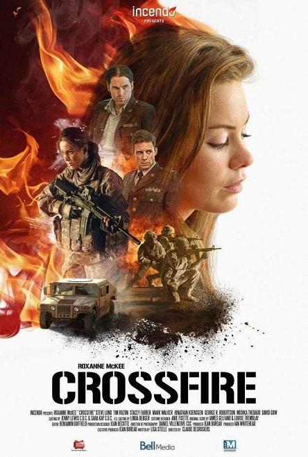 فيلم Crossfire 2016 مترجم اون لاين