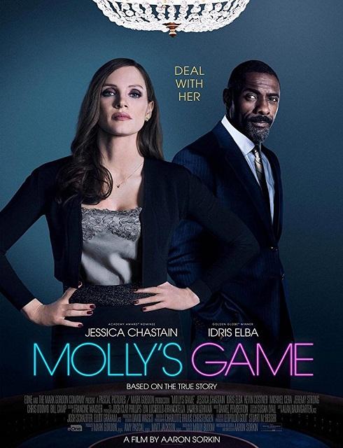فلم Mollys Game 2017 مترجم اون لاين