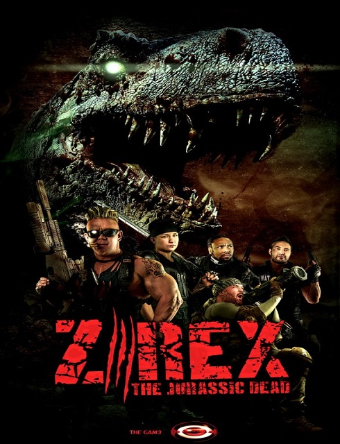 فيلم ZRex The Jurassic Dead 2017 مترجم HD اون لاين