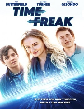 فيلم Time Freak 2018 مترجم