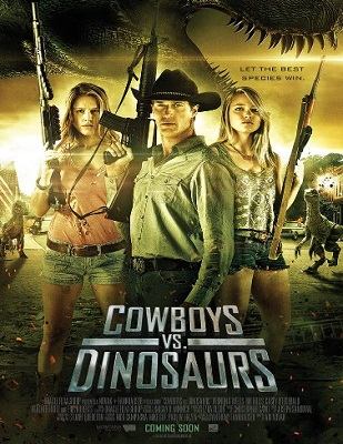 فيلم Cowboys vs Dinosaurs 2015 مترجم اون لاين