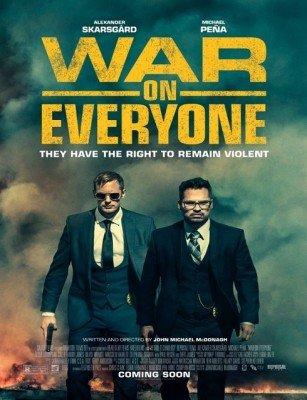 فيلم War on Everyone 2016 HD مترجم اون لاين