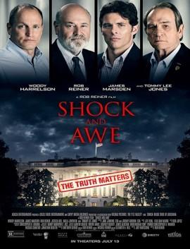 فيلم Shock and Awe 2017 مترجم اون لاين
