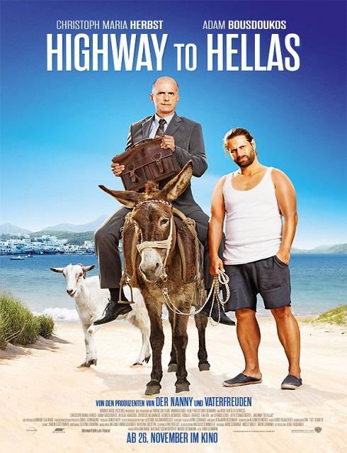 فيلم Highway to Hellas 2015 مترجم اون لاين
