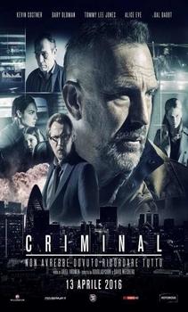 فيلم Criminal 2016 مترجم اون لاين جودة HD