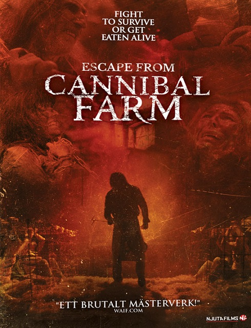 فيلم Escape from Cannibal Farm 2017 مترجم اون لاين