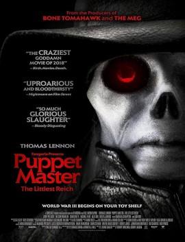 فيلم Puppet Master The Littlest Reich 2018 مترجم اون لاين