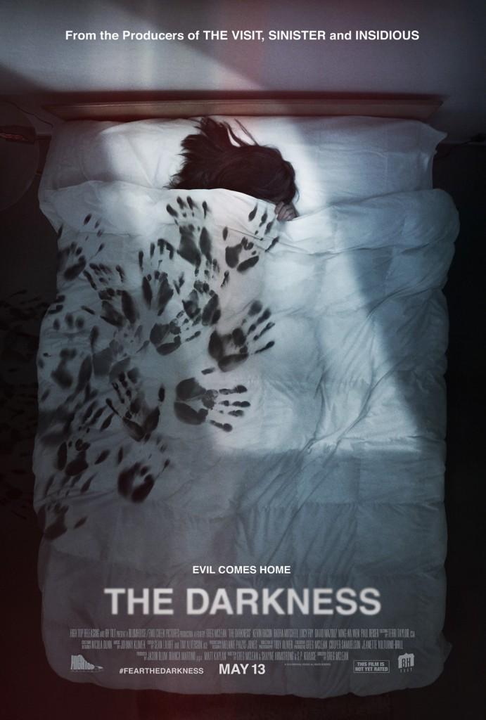 فيلم The Darkness 2016 مترجم اون لاين