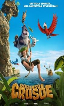 فيلم Robinson Crusoe 2016 مترجم اون لاين