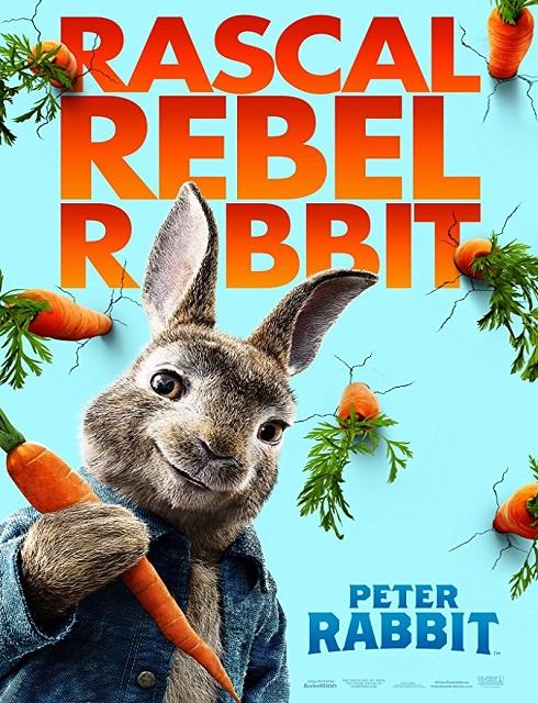 مشاهدة فيلم Peter Rabbit 2018 مترجم اون لاين