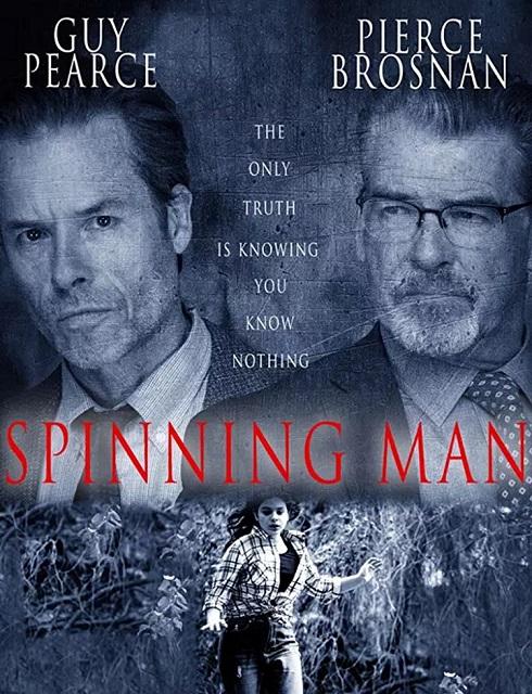 فيلم Spinning Man مترجم اون لاين