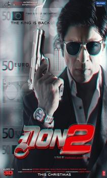 مشاهدة فيلم Don 2 2011 HD مترجم اون لاين