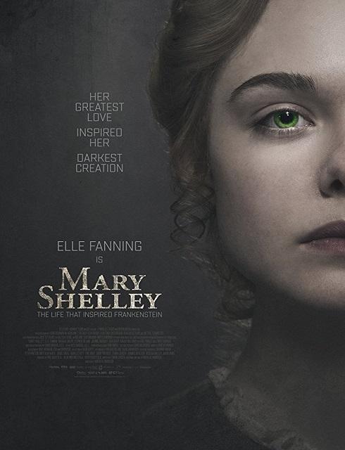 فيلم Mary Shelley 2017 مترجم اون لاين