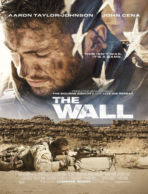 فيلم The Wall 2017 مترجم HD كامل